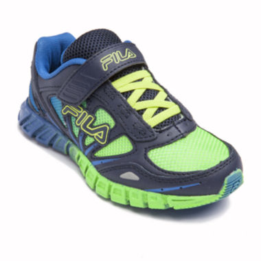 jcpenney.com | Fila® Volcanic Boys Running Shoes - Little Kids