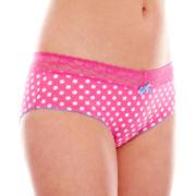 Marie Meli Vanity Lace Cheeky Hipster Panties