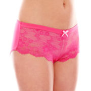 Marie Meli Sofia Lace Hipster Panties