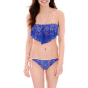 Arizona Flounce Swim Top or Hipster Bottoms - Juniors