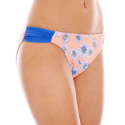 Arizona Floral Hipster Swim Bottoms - Juniors