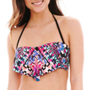 Ninety Six Degrees Flounce Bralette Swim Top