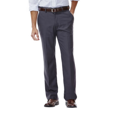 jcpenney.com | Haggar® Straight-Fit Flat-Front Gabardine Dress Pants