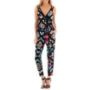 nicole by Nicole Miller® Print Jumpsuit