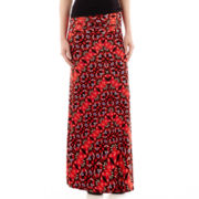 i jeans by Buffalo Print Maxi Skirt