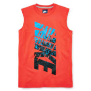 Nike® Sleeveless Muscle Tank Top – Boys 8-20