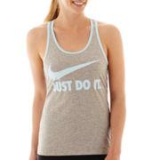 Nike® DFC JDI Swoosh Tank Top