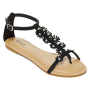 Mixit™ Ditsy Floral Slide Sandals