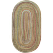 Capel American Traditions Braided Wool Runner Rug