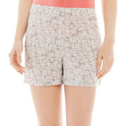 Ambrielle® Easy Knit Sleep Shorts
