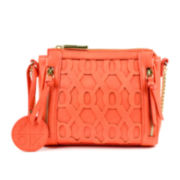 XOXO® Overlay Crossbody Bag