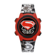 DC Comics® Boys Superman Bracelet Watch