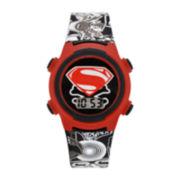 DC Comics® Boys Superman Bracelet Watch