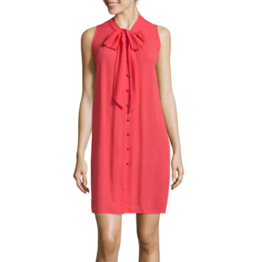 jcpenney.com | Self Esteem® Sleeveless Bow Dress