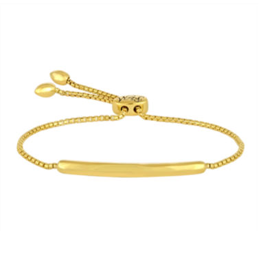 jcpenney.com | Rhythm and Muse 14K Yellow Gold Over Silver Bracelet