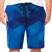 The Foundry Supply Co.™ Eboard Swim Shorts - Big & Tall