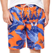 The Foundry Supply Co.™ Cargo Swim Trunks - Big & Tall