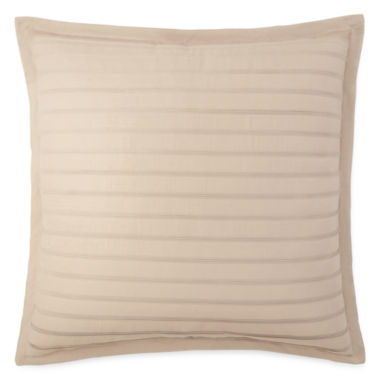 jcpenney.com | JCPenney Home™ Stonebridge Euro Pillow