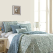 Bali 6-pc. Reversible Quilt Set