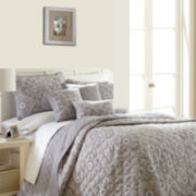 Selma 6-pc.  Reversible Quilt Set
