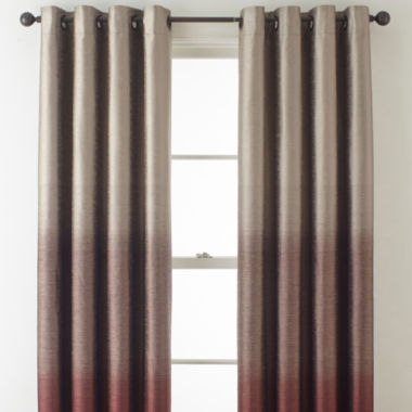 jcpenney.com | Studio™ Dylan Ombré Grommet-Top Curtain Panel