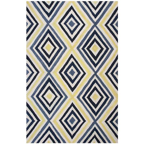 Donny Osmond Escape by KAS Dimensions Rectangular Rug