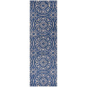 Donny Osmond Harmony by KAS Heritage Runner Rug