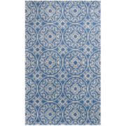 Donny Osmond Harmony by KAS Heritage Rectangular Rug