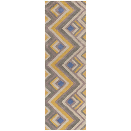 Donny Osmond Harmony by KAS Accents Runner Rug