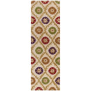 Donny Osmond Harmony by KAS Origins Runner Rug