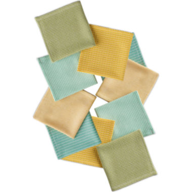 jcpenney.com | Design Imports Laguna Set of 10 Assorted Dishcloths