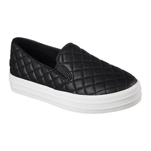 Skechers Double Up Womens Sneakers