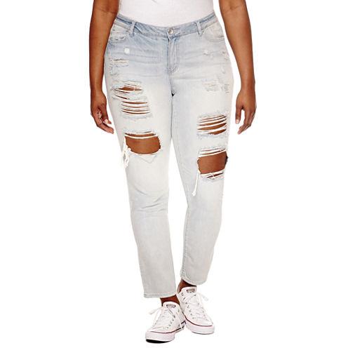 Rewash Skinny Fit Jean-Juniors Plus