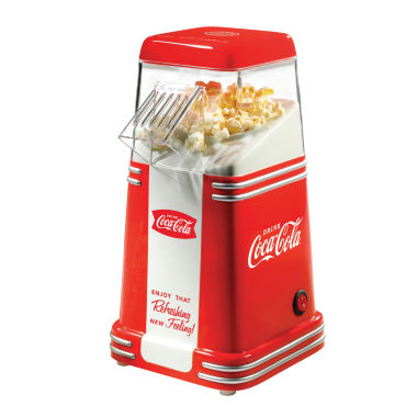 jcpenney.com | Nostalgia RHP310COKE Coca-Cola 8-Cup Hot Air Popcorn Maker