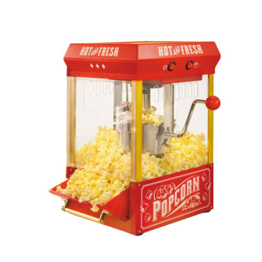 jcpenney.com | Nostalgia KPM200 Vintage Collection 2.5-Ounce Kettle Popcorn Popper