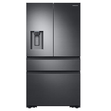 Samsung 22 6 Cu Ft Counter Depth 4 Door French Door