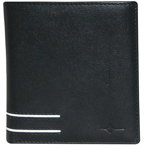 Buxton® Luciano RFID Convertible Leather Wallet
