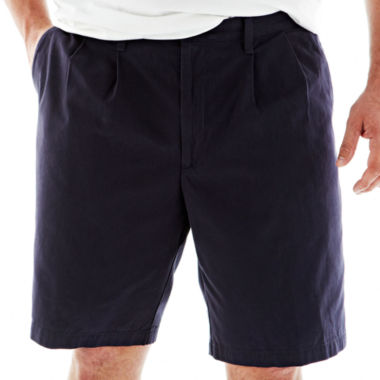 jcpenney.com | Dockers® Double-Pleat Shorts–Big & Tall