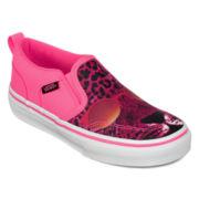 Vans® Asher Girls Skate Shoes - Litle Kids