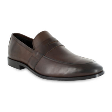 jcpenney.com | Florsheim® Jet Mens Leather Penny Loafers