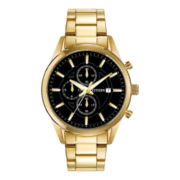 Citizen® Exclusive Mens Gold-Tone Chronograph Watch