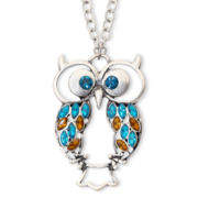 Decree® Owl Necklace