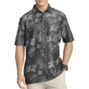 Van Heusen® Short-Sleeve Tropical Shirt