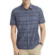 Van Heusen® Short-Sleeve Sport Shirt