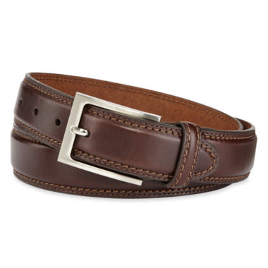jcpenney.com | Stafford® Leather Belt