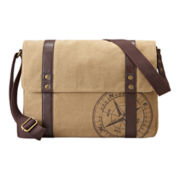 Relic® Canvas Compass Messenger Bag
