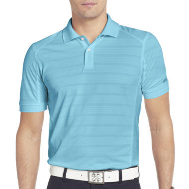 jcpenney.com | IZOD® Golf Slim-Fit Textured-Stripe Polo