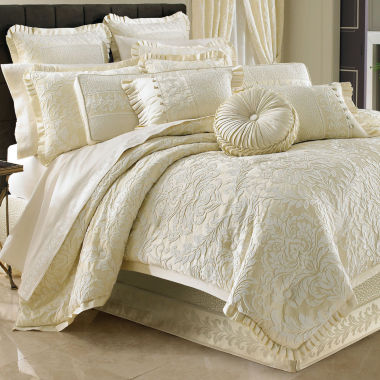 jcpenney.com | Queen Street® Maddison 4-pc. Jacquard Comforter Set & Accessories