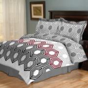 Perrin Geometric Comforter Set