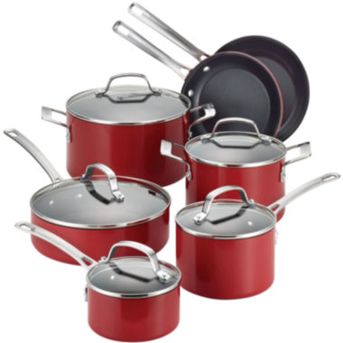 jcpenney.com | Circulon® Genesis 12-pc. Nonstick Cookware Set